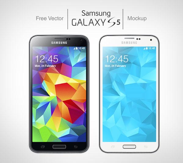 free-vector-samsung-galaxy-s5-mockup