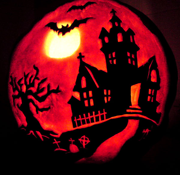spooky_house_pumpkin_Carving