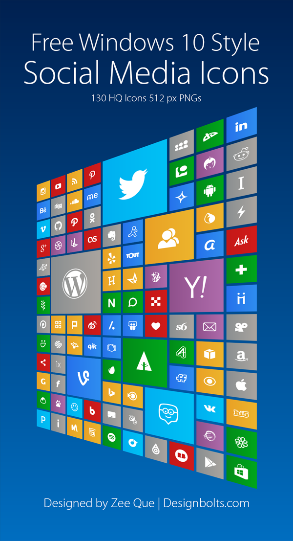 130-free-Windows-10-Style-Social-Media-Icons-PNGs-&-Ai