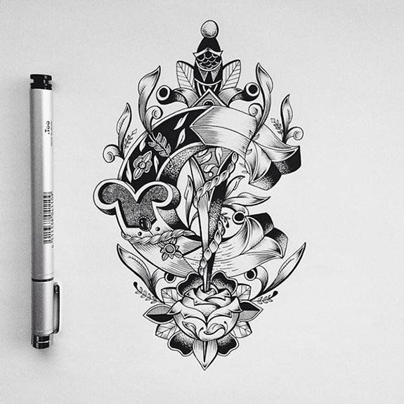 Beautiful-Detailed-Hand-Lettering-by-Raul-Alejandro-(2)