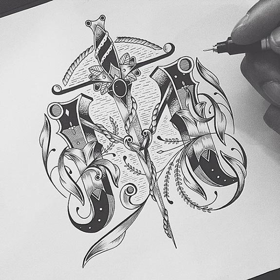 Beautiful-Detailed-Hand-Lettering-by-Raul-Alejandro-(6)
