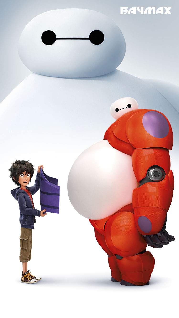 Disney Movie Big Hero 6 2014 Desktop IPhone Wallpapers HD