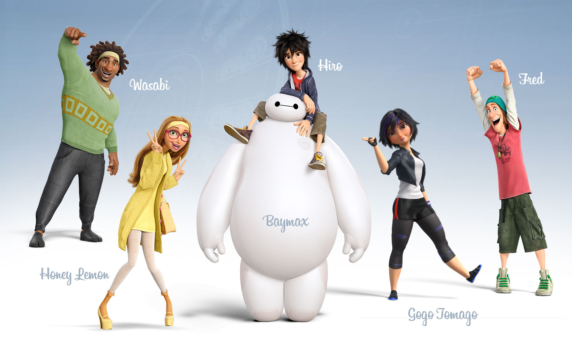 Big Hero 6/Gallery | Disney Wiki | FANDOM powered by Wikia