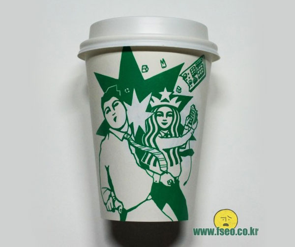 Creative-Yet-Funny-Illustrations-with-Starbucks-Logo-Soo-Min-Kim (1)