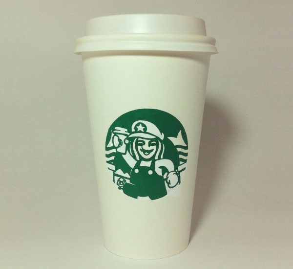 Creative-Yet-Funny-Illustrations-with-Starbucks-Logo-Soo-Min-Kim (32)