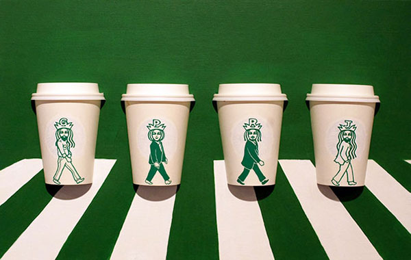 Creative-Yet-Funny-Illustrations-with-Starbucks-Logo-Soo-Min-Kim (9)