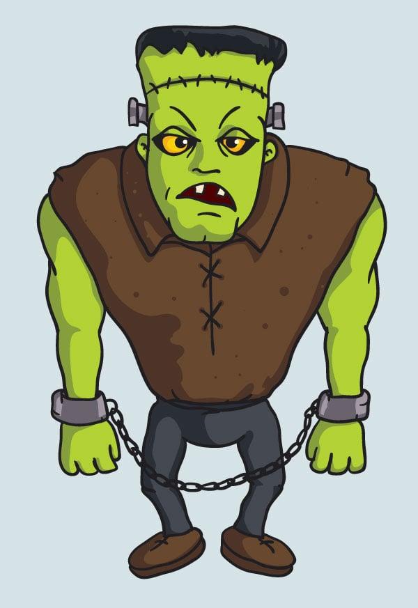 Free-Frankenstein-Vector-Character