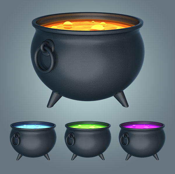 Free-Halloween-Cauldron-Icon