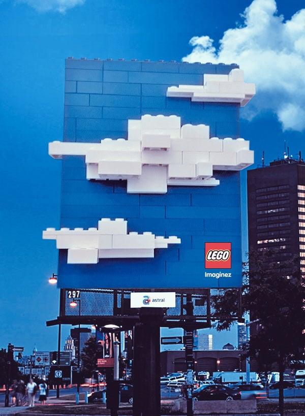 LEGO-Imagines