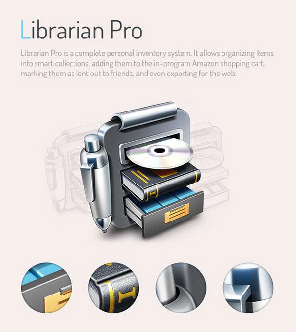 Librarian-Pro-iOS-App-Icon