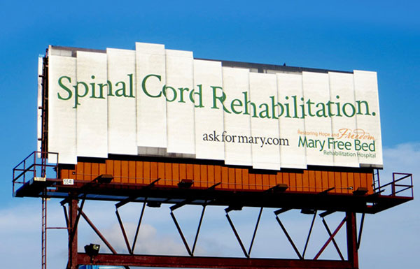 Spinal-cord-rehabilitation-creative-billboard