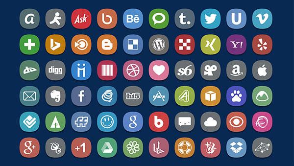 120-Free-Cute-Social-Icons-2015