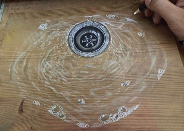 18 Amazing Photo-Realistic Wood Board Pencil Drawings by Ivan Hoo (12)