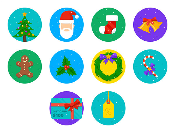 Beautiful-Free-Christmas-icons