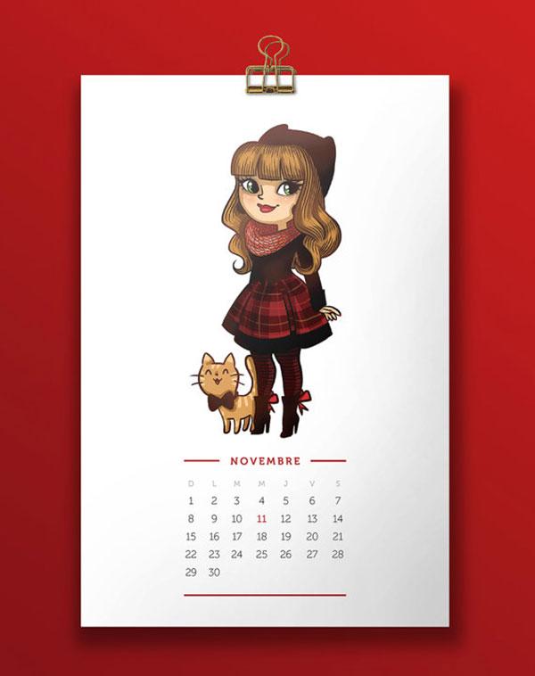 Cat-Lady-Calendar-2015-3