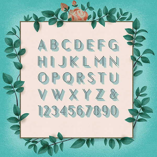 Chelsea-Modern-Decorative-Font-Free-Download-2