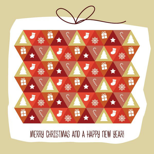Free-Christmas-Card-Pattern