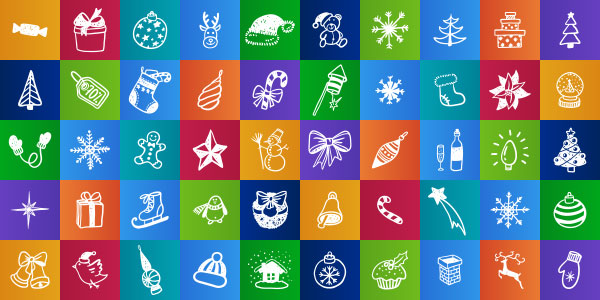 Free-Colourful-Christmas-icons