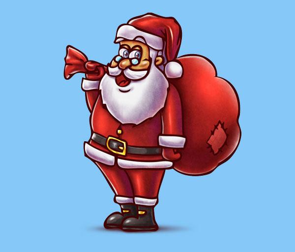Free-Santa-Claus-Icon