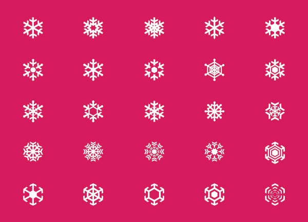 Free-Snow-Flakes-vector-File