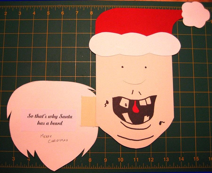 30 Beautiful Diy Homemade Christmas Card Ideas For 2014