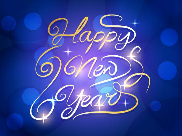 Happy New Year 2015 Wallpaper HD1 بوستات بمناسبه راس السنه 2015  منشورات facebook بمناسبة راس السنة 2016