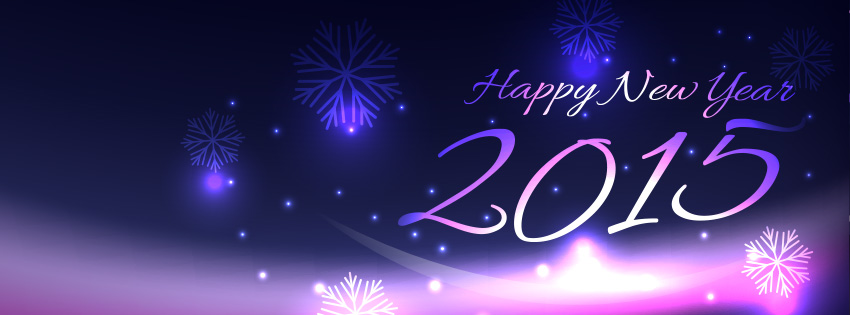 Happy New Year 2015 cover photo كلمات وعبارات عن راس السنة 2015 بالانجليزي  كلام عن راس السنة بالانجليزي