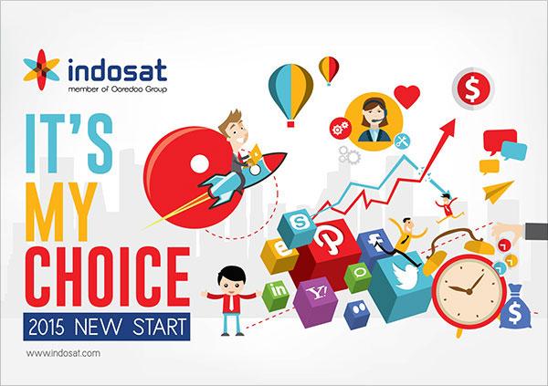 INDOSAT-Company-Calendar-2015-Design