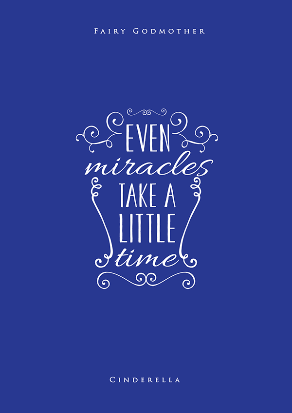10 Inspiring Typography Quotes From Disney Movies By
