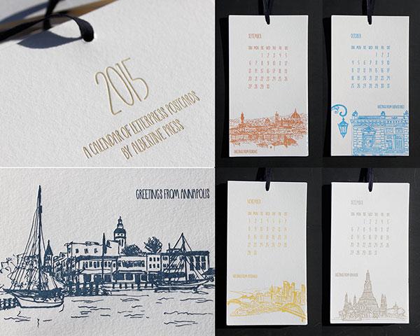 Letterpress-Cityscape-Calendar-2015-4