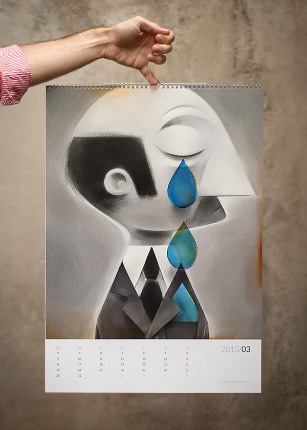 Paweł-Jonca-2015-wall-calendar-Ideas-2