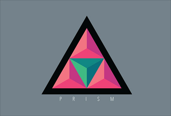 Prism-Event-Logo-Design