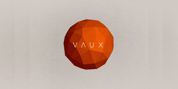 VAUX-Polygon-Logo-Design
