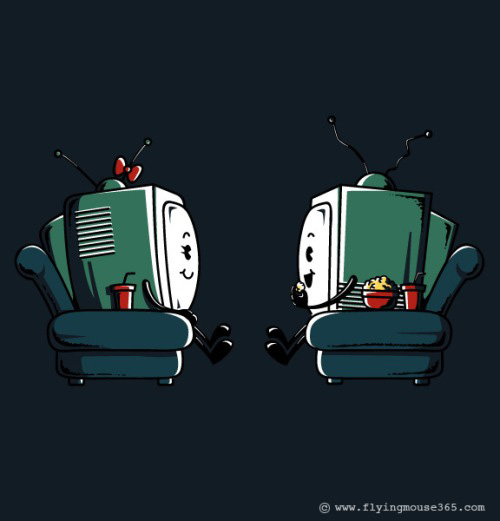 Watching-TV