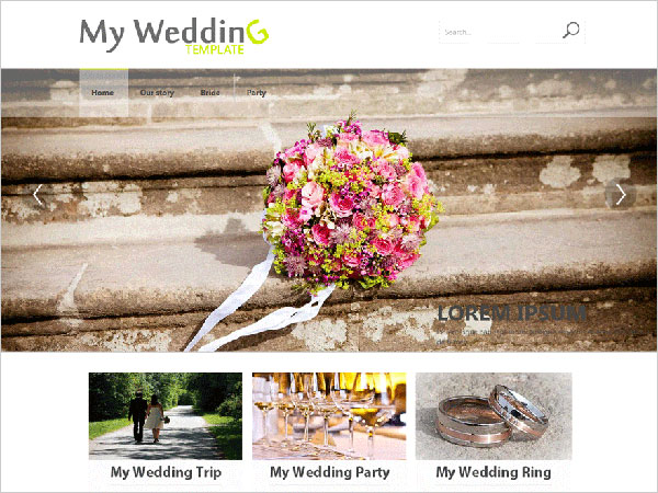 Weddings-elegant-responsive-WordPress-theme-for-wedding-websites