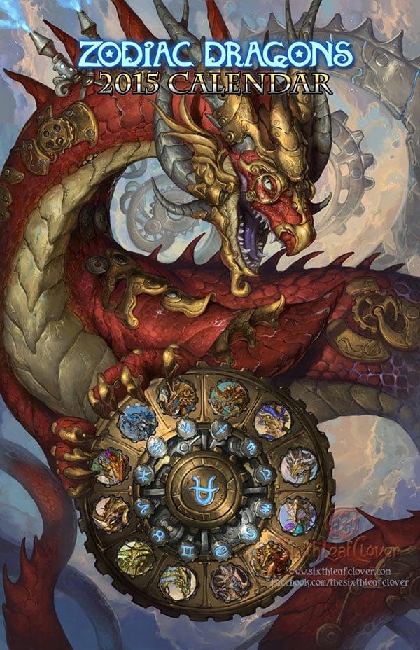 Zodiac-Dragons-Calendar-2015