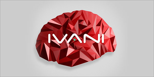 low-poly-Ivani-Tech-company-logo-Design