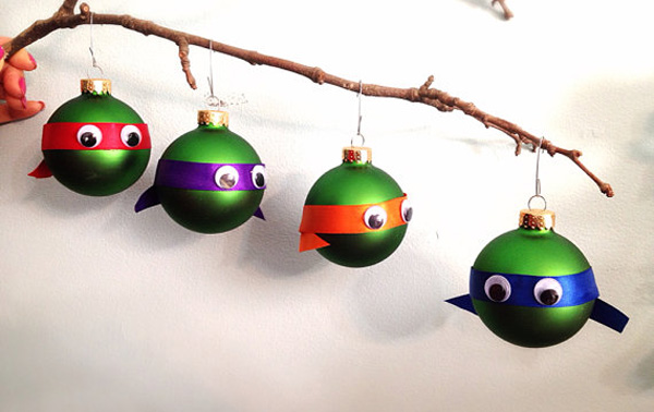 30+ Cute Handmade Christmas Ornaments & Decoration Ideas 2014