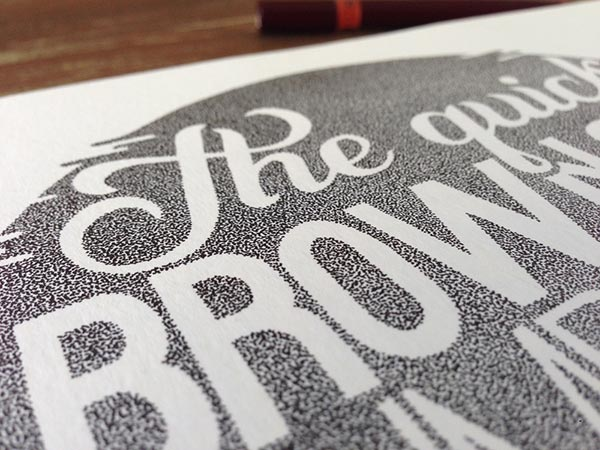 Amazing-Stippling-Art-Typography-&-illustrations (7)