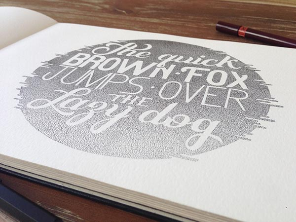 Amazing-Stippling-Art-Typography-&-illustrations (8)