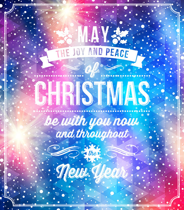Christmas Quotes For Cards: 20 Most Beautiful Premium Christmas Card Designs You Would