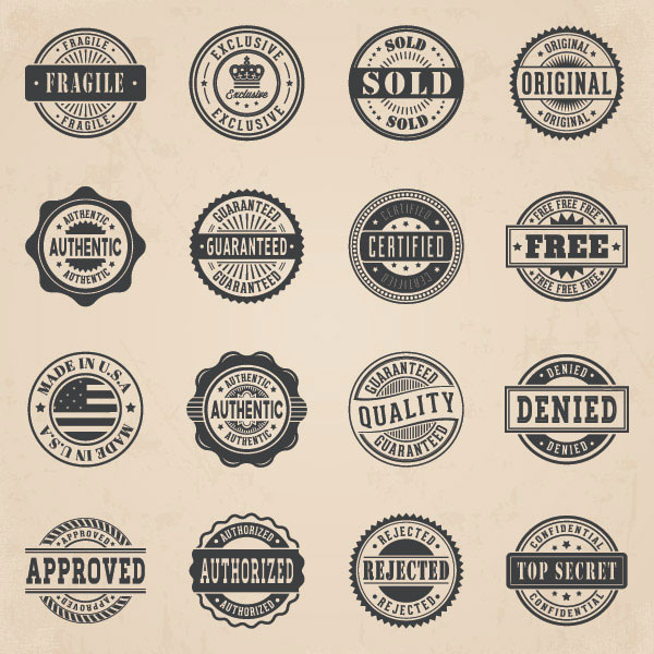 Free-Simple-Vintage-vector-badges
