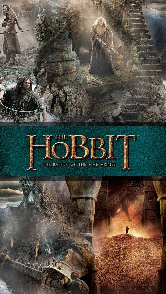 Hobbit-3-The-Battle-of-the-Five-Armies-iPhone-5-Wallpaper-Retina-2