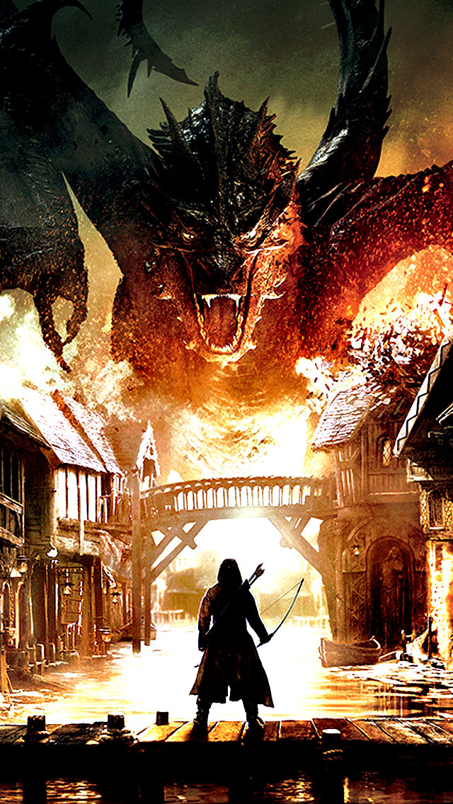 Hobbit-3-The-Battle-of-the-Five-Armies-iPhone-5-Wallpaper