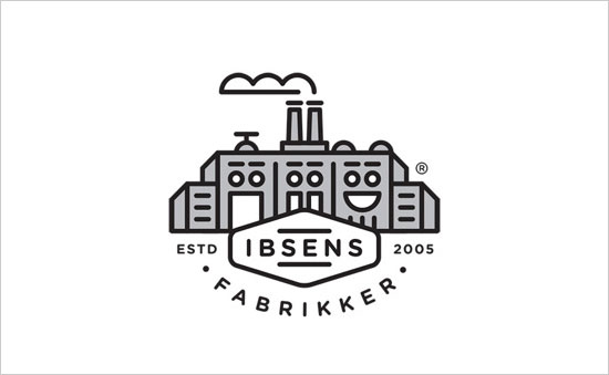 Ibsens-Fabrikker-fiber-glass-Company-Logo