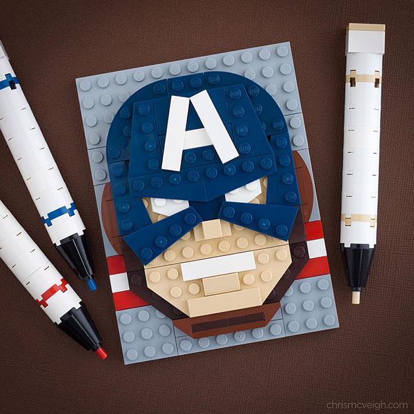 Lego-Captain-America