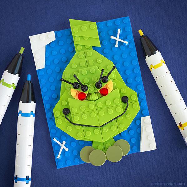 Lego-Grinch