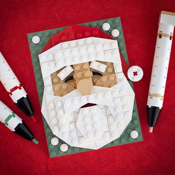 Lego-Santa-Claus