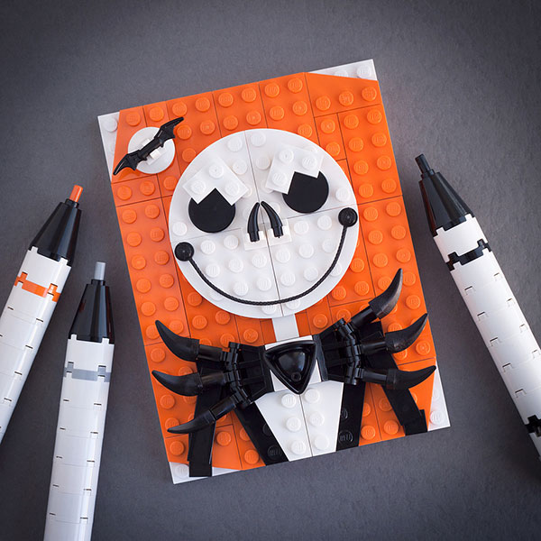 Lego-Skellington