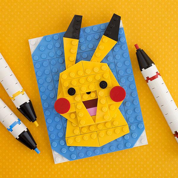 lego-Pikachu